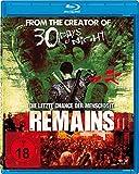 Remains – Die letzte Chance der Menschheit [Blu-ray]