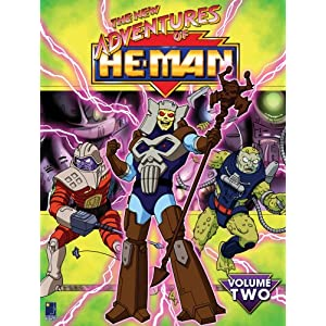 The New Adventures of He-Man movie