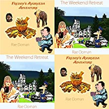 The Retreats: The Weekend Retreat + Freddy's Ayurveda Adventure Box Set (       UNABRIDGED) by Rae Dornan Narrated by Rae Dornan