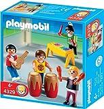 Playmobil - 4329 - Jeu de construction - Enfants et instruments de musique