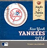 Turner - Perfect Timing 2014 New York Yankees Box Calendar (8051188)