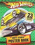 Hot Cars Poster Book (Hot Wheels)