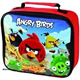 Polar Gear Angry Birds Rectangular Lunch Bag 106704