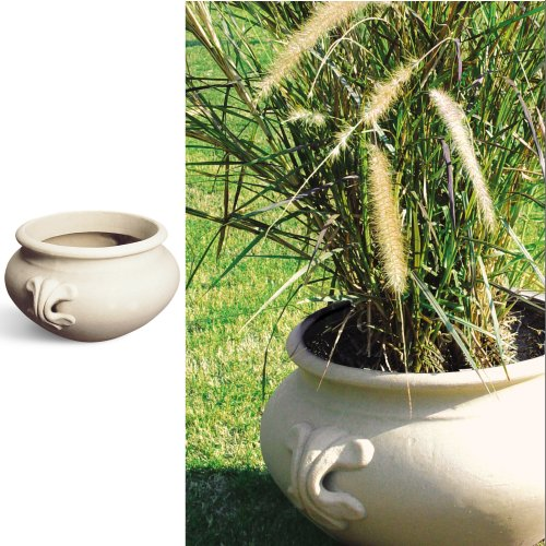 Inza - Garden Planter / Flower Pot for Indoors and Outdoors