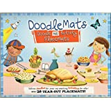 Doodle and Activity Placemats: With 36 Tear-Out Doodle Placemats! (Doodle Mats)