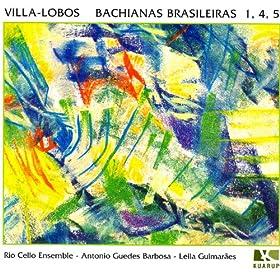 Bachianas Brasileiras n� 1 - Introdu��o (Embolada)