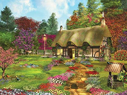 Country Path a 300-Piece Jigsaw Puzzle by Sunsout Inc.