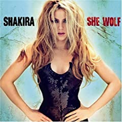Shakira She Wolf lyrics