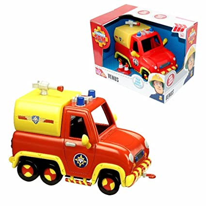 Fireman Sam Vehicle and Accessory Set