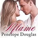 Aflame: Fall Away, Book 3.5 (       UNABRIDGED) by Penelope Douglas Narrated by Abby Craden, Nelson Hobbs