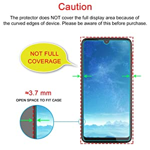 J&D Compatible for Motorola Moto G8 Play/Moto G8 Plus Glass Screen Protector, 3-Pack [Tempered Glass] [Not Full Coverage] HD Clear Glass Screen Protector for Moto G8 Plus/Moto G8 Play Glass Film (Color: 3 Packs)