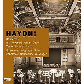 Organ Concerto In D Major Hob.XVIII No.2 : I Allegro Moderato