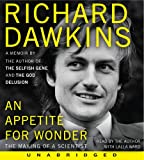 An Appetite for Wonder CD: The Making of a Scientist