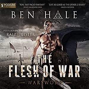 The Flesh of War Audiobook