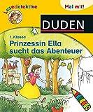 Lesedetektive Mal mit! - Prinzessin Ella sucht das Abenteuer