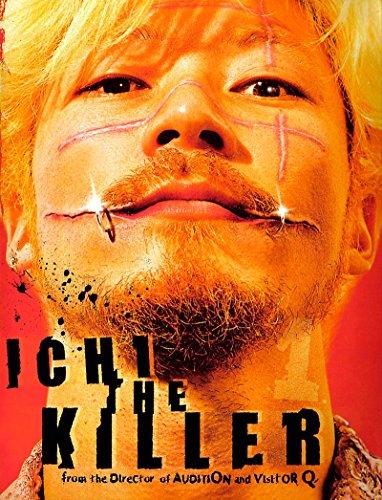 Ichi The Killer (Blu-Ray) (Import) (European Format - Region B) (2013) Tadanobu Asano; Nao Omori; Shinya