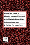 When You Have a Student With Visual and Multiple Disabilities in Your Classroom: A Guide for Teachers