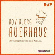 Auerhaus Hörspiel von Bov Bjerg Gesprochen von: Christoph Letkowski, Anton Weil, Lisa Hrdina