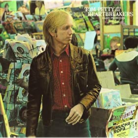 tom petty album cover