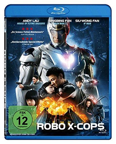 Robo X-Cops [Blu-ray]