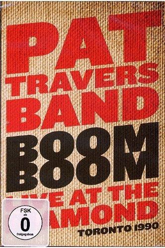 Pat Travers Band - Boom boom - Live at the Diamond - Toronto 1990