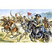 イタレリ 6011 1/72 連合騎兵隊/南軍(米南北戦争)