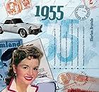 CDCard Company 1955 - The Classic Years CD - Birthday Card CDC1642543
