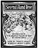 img - for Second Hand Rose - Song - piano/vocal book / textbook / text book