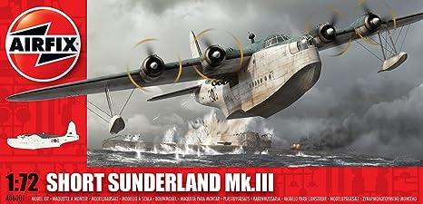 Airfix - A06001 - Construction et Maquettes - Bâtiment - Shorts Sunderland
