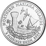 US 2009 D MINT NORTHERN MARIANA ISLANDS QUARTER UNC COIN