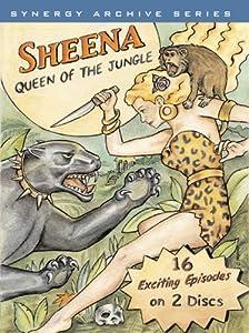 Sheena-Queen of the Jungle