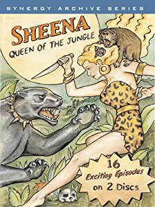Sheena-Queen of the Jungle
