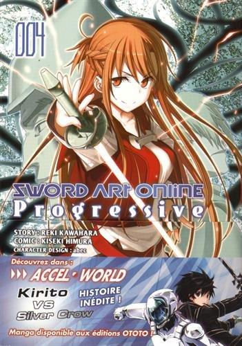 Sword art Online – Progressive T04