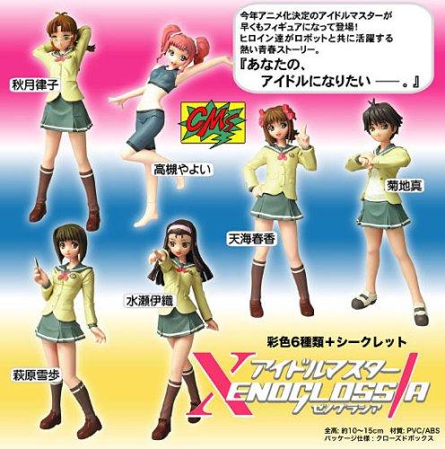 アイドルマスター ゼノグラシア コレクションフィギュア BOX
