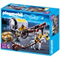 PLAYMOBIL 4874 - Goldtransport der L�wenritter