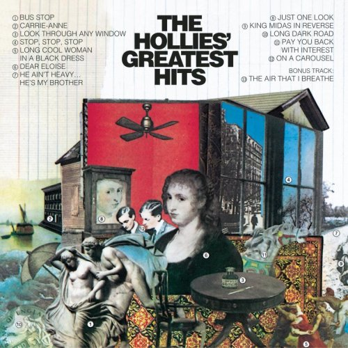 The Hollies - Midas Touch The Very Best Of The Hollies - Zortam Music