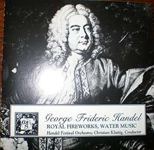 George frideric handels water music essay