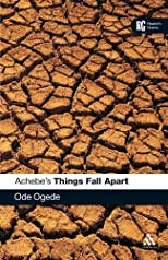 Chinua Achebe's Things Fall Apart (Reader's Guides)