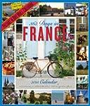 365 Days in France 2015 Wall Calendar