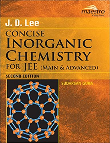 Image result for J.D. Lee Concise Inorganic Chemistry for Jee, Third edition 2016