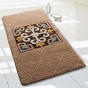 ustide simple style large area carpet golden