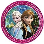Procos S.A. 23cm Disney Frozen Paper...