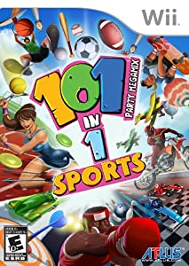 101 in 1 Sports Party Megamix - Wii Standard Edition