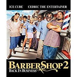 Barbershop 2: Back in Business [Blu-ray]