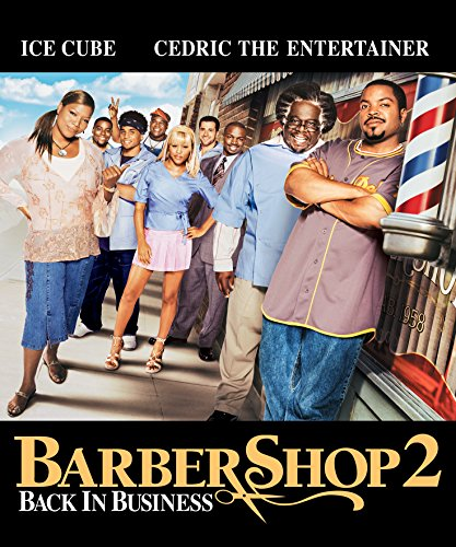 Blu-ray : Barbershop 2: Back In Business (Special Edition)