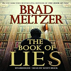 The Book of Lies Audiobook