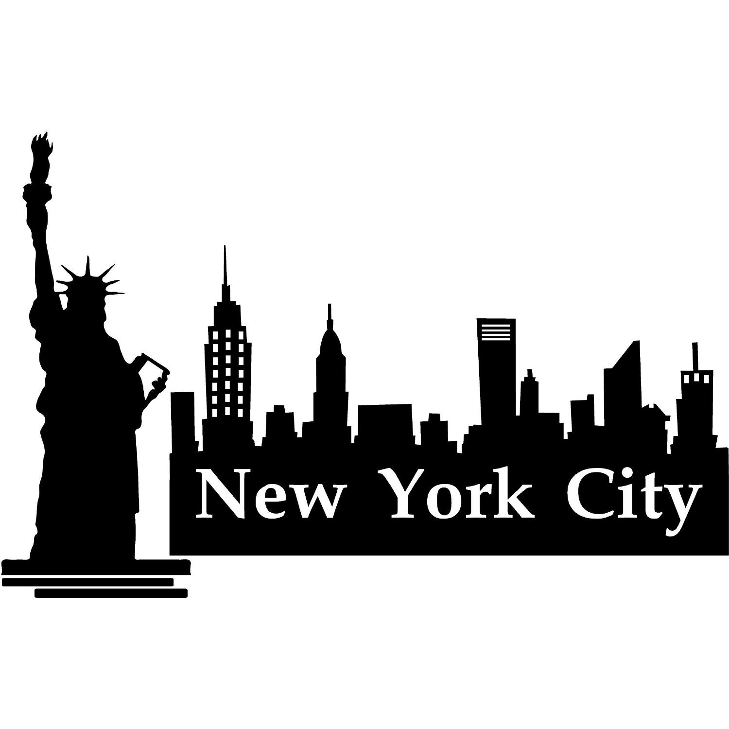 new york city clipart skyline - photo #22