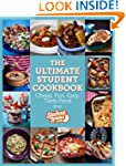 The Ultimate Student Cookbook: Cheap,...