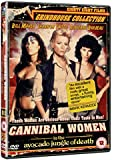 Grindhouse 1 - Cannibal Women in the Avocado Jungle of Death [DVD]