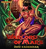 img - for Warlord of Mars 2012 Calendar book / textbook / text book